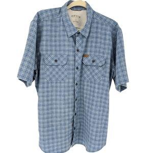 Orvis Classic Collection Tech Button Shirt XL